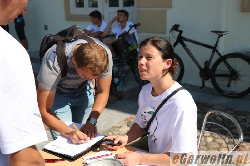 Kolarstwo, Rowerami wzdłuż Wisły - zdjęcie, fotografia