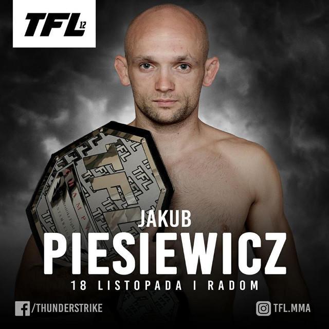 Inne Dyscypliny, Jakub Piesiewicz obronie listopada Radomiu - zdjęcie, fotografia