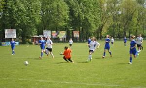 Piłka nożna, Piłkarki poznały rywalki - zdjęcie, fotografia