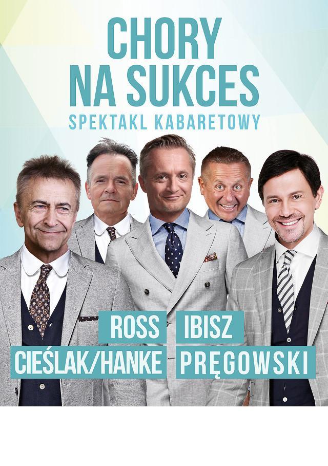 """Archiwum Rozrywka, Spektakl """"Chory sukces"""" Garwolinie sprzedaż biletów - zdjęcie, fotografia"""