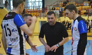 Siatkówka, Sokołowski trenerem - zdjęcie, fotografia