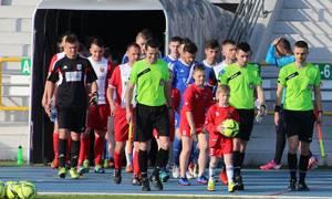 Piłka nożna, Porażka Wilgi Radomiu - zdjęcie, fotografia