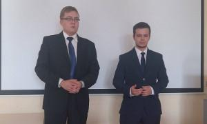 Archiwum Aktualności, Powiat kandydat partii KORWiN przedstawia swoje postulaty - zdjęcie, fotografia