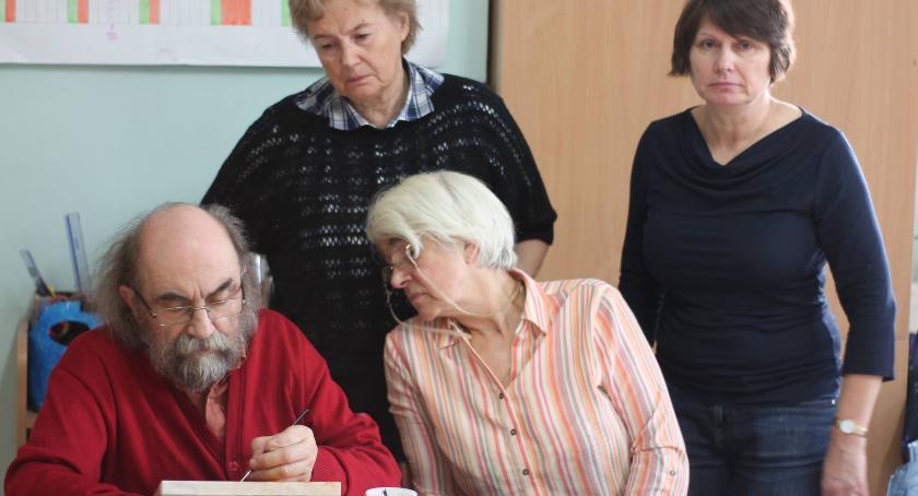 Spotkania, Ikonopisarstwo Michałem Boguckim Sulbinach - zdjęcie, fotografia