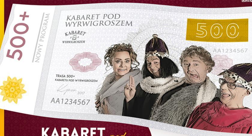 W Garwolinie, Kabaret Wyrwigroszem Garwolinie! Ruszyła sprzedaż biletów! - zdjęcie, fotografia