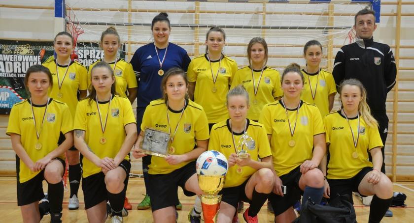 Piłka nożna, Piłkarki najlepsze Lublinie - zdjęcie, fotografia