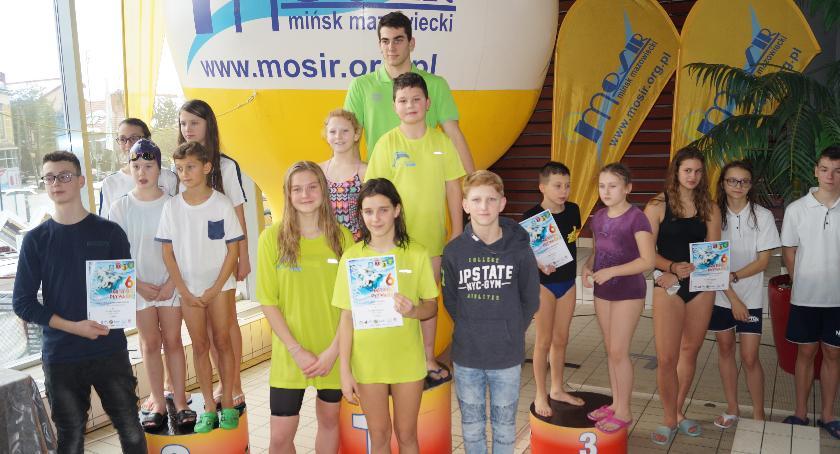 Pływanie, Edycja Mityngu Pływackiego rozpoczęta - zdjęcie, fotografia
