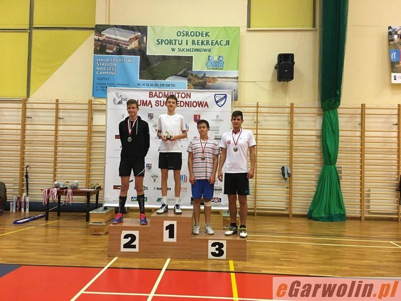 Badminton, Badmintoniści zainaugurowali sezon - zdjęcie, fotografia
