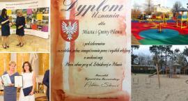 Pilawa z dyplomem uznania marszałka województwa